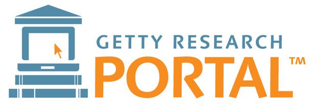 Getty Research Portal logo