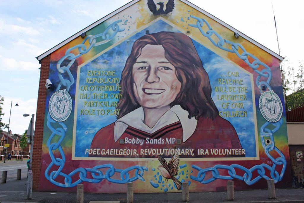 CCDL Murals of Northern Ireland 2