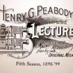 Peabody catalog cover
