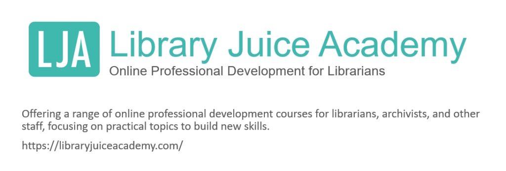 Library Juice Academy Logo
